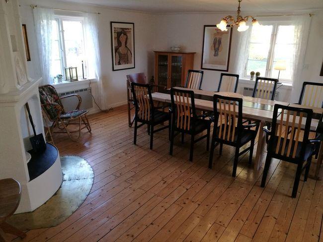 Dining-room.